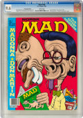 Magazines:Humor, MAD #108 Norwegian Second Edition (EC, 1991) CGC NM+ 9.6 White pages....