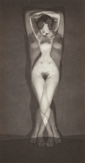 Photographs, Man Ray (American, 1890-1976). Demain, 1932. Gelatin silver, 1957. 6-1/4 x 3-1/4 inches (15.9 x 8.3 cm). Signed in ink l...