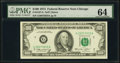 Fr. 2167-G $100 1974 Federal Reserve Note. PMG Choice Uncirculated 64