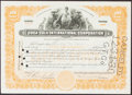 Baseball Collectibles:Others, 1924 Shirley Cobb Coca-Cola Class Certificate. ...