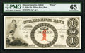 Obsoletes By State:Massachusetts, Athol, MA- Millers River Bank $1 18__ as G2 Proof PMG Gem Uncirculated 65 EPQ.. ...
