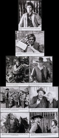 """Movie Posters:Western, Cahill: United States Marshal & Other Lot (Warner Bros., 1973). Very Fine. Photos (21) (7.75"""" X 9.25"""" & 8"""" X 10""""). Western.... (Total: 21 Items)"""
