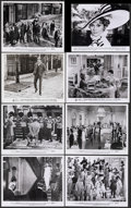 """Movie Posters:Musical, My Fair Lady (Warner Bros., 1964/R-1971). Very Fine+. Photos (20) (7.5"""" X 9.25"""" & 8"""" X 10""""). Musical.. ... (Total: 20 Items)"""