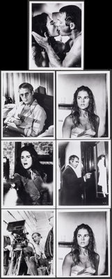 """The Getaway (National General, 1972). Overall: Very Fine. Photos (25) (8"""" X 10""""). Action. ... (Total: 25 Items..."""