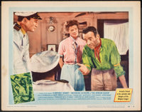 """The African Queen (United Artists, 1952). Very Fine-. Lobby Card (11"""" X 14""""). Adventure"""