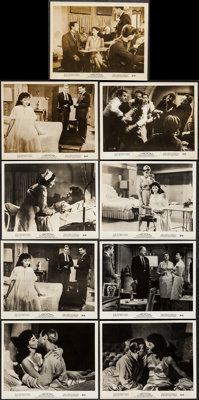 "I Passed for White (Allied Artists, 1960). Fine/Very Fine. Photos (15) (8"" X 10""). Exploitation. ... (Total: 1..."