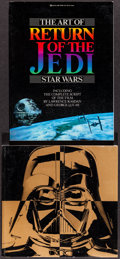 Movie Posters:Science Fiction, Star Wars: From Concept to Screen to Collectible (Chronicle Books, 1992). Overall: Fine/Very Fine. Paperback Books (2) (Mult... (Total: 2 Items)