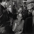 Photographs, Larry Fink (American, b. 1941). Runway (49 works). Gelatin silver. 10-3/8 x 12-3/4 inches (26.4 x 32.4 cm), or the rever...