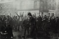 Photographs, Gilles Peress (French, b. 1946). Bloody Sunday, Derry, Ireland, 1972. Gelatin silver, printed later. 12-5/8 x 18-7/8 inc...