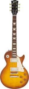 Musical Instruments:Electric Guitars, 2006 Gibson Les Paul R-9 Sunburst Solid Body Electric Guitar, Serial #9 6356.. ...