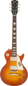 Musical Instruments:Electric Guitars, 2013 Gibson Les Paul Historic R-9 Solid Body Electric Guitar, Serial #932490.. ...