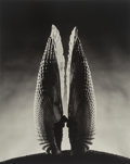 Photographs, Ruth Bernhard (American, 1905-2006). Angel Wings, New York, 1943. Gelatin silver, printed later. 18-1/2 x 14-3/4 inches ...