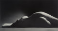 Photographs, Ruth Bernhard (American, 1905-2006). Sand Dune, San Francisco, 1967. Gelatin silver, printed later. 10-3/4 x 19-5/8 inch...