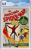 Silver Age (1956-1969):Superhero, The Amazing Spider-Man #1 Golden Record Reprint (Marvel, 1...