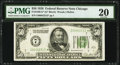 Fr. 2100-G* $50 1928 Federal Reserve Star Note. PMG Very Fine 20