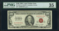 Small Size:Legal Tender Notes, Low Serial Number 139 Fr. 1550 $100 1966 Legal Tender Note. PMG Choice Very Fine 35.. ...