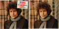 Music Memorabilia:Recordings, Bob Dylan Blonde On Blonde Mono and Stereo Sealed Columbia Vinyl LPs (2) (1966).... (Total: 2 Items)
