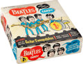 Music Memorabilia:Memorabilia, The Beatles Yeah! Yeah! Yeah! Original Candy Display Box (World Candies,1966). ...