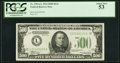 Fr. 2201-L $500 1934 Federal Reserve Note. PCGS About New 53