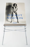 Photographs, Helmut Newton (German/Australian, 1920-2004). SUMO, Monte Carlo: Taschen, first edition, 1999. 400 full-page duotone...
