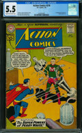 Silver Age (1956-1969):Superhero, Action Comics #278 (DC, 1961) CGC FN- 5.5 CREAM TO OFF-WHITE pages.