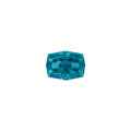 Gems:Faceted, Gemstone: Blue Zircon - 9.00 Cts. Pailin Pro...