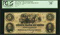 Dayton, OH- State Bank of Ohio, Dayton Branch $5 Oct. 6, 1858 OH-5 G600 Wolka 1003-25 PCGS Very Fine 35