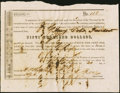 Confederate Notes:Group Lots, Ball 351 Cr. 162H $50,000 1864 Call Certificate Extremely Fine.. ...