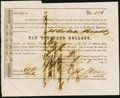 Confederate Notes:Group Lots, Ball 349 Cr. 162F $10,000 1864 Call Certificates Three Consecutive Examples Extremely Fine.. ... (Total: 3 items)
