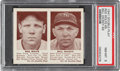 Baseball Cards:Singles (1940-1949), 1941 Double Play Red Rolfe-Bill Dickey #65/66 PSA NM-MT 8 - Only One Higher. ...