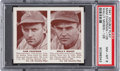 Baseball Cards:Singles (1940-1949), 1941 Double Play Sam Chapman-Wally Moses #125/126 PSA NM-MT 8 - Pop Four, Two Higher. ...