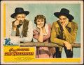 """Movie Posters:Western, The Westerner (United Artists, 1940). Fine+. Lobby Card (11"""" X 14""""). Western.. ..."""