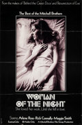 """Movie Posters:Adult, Woman of the Night & Other Lot (Mitchell Brothers Film Group, 1971). Folded, Overall: Fine/Very Fine. One Sheets (2) (21"""" X ... (Total: 2 Items)"""