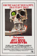 """Movie Posters:Horror, The Legend of Hell House (20th Century Fox, 1973). Folded, Very Fine-. International One Sheet (27"""" X 41""""). Horror.. ..."""