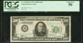 Small Size:Federal Reserve Notes, Fr. 2202-B $500 1934A Federal Reserve Note. PCGS About New 50.. ...