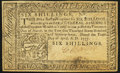 Colonial Notes:Pennsylvania, Pennsylvania April 10, 1777 6s Extremely Fine-About New.. ...