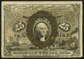 Fractional Currency:Second Issue, Fr. 1290 25¢ Second Issue Very Fine.. ...