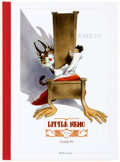 Books:Fine Press and Limited Editions, Frank Pé Little Nemo: Tome 1 Wake Up! Limited Numbered Edition #42/250 (Editions de Toth, 2014)....