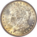 1887 $1 MS64★ NGC. NGC Census: (87722/32428 and 814/501*). PCGS Population: (66692/20861 and 814/501*). CDN: $53 Whsle...