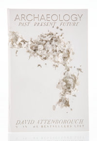 Daniel Arsham (b. 1980) Fictional Nonfiction: Archaeology, 2019, 2019 Plaster with glass fragments