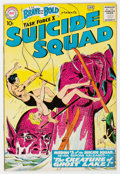 Silver Age (1956-1969):Adventure, The Brave and the Bold #27 Suicide Squad (DC, 1960) Condit...