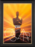 Movie/TV Memorabilia:Posters, The Oscars 65th Annual Academy Awards Poster (1993)....