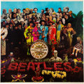 Music Memorabilia:Recordings, The Beatles Sgt. Pepper's Lonely Hearts Club Band Sealed Original Gatefold Mono LP (Capitol MAS 2653, 1967). ...
