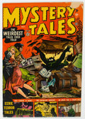 Golden Age (1938-1955):Horror, Mystery Tales #2 (Atlas, 1952) Condition: VG....