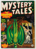 Golden Age (1938-1955):Horror, Mystery Tales #3 (Atlas, 1952) Condition: GD+....