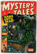 Golden Age (1938-1955):Horror, Mystery Tales #11 (Atlas, 1953) Condition: GD....
