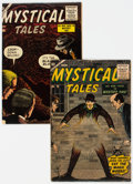 Silver Age (1956-1969):Horror, Mystical Tales #1 and 2 Group (Atlas, 1956).... (Total: 2 Comic Books)