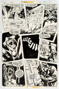 Original Comic Art:Panel Pages, Gene Colan and Tom Palmer Tomb of Dracula #56 Story Page 11 Original Art (Marvel, 1977)....