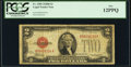 Fr. 1505 $2 1928D Non-Mule Legal Tender Note. B-A Block. PCGS Fine 12PPQ