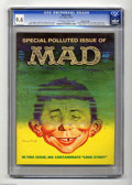 Magazines:Mad, Mad #146 Gaines File pedigree (EC, 1971) CGC NM 9.4 Off-white to white pages. Norman Mingo cover. Jack Davis, Mort Drucker, ...